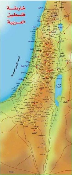Palestine not israel