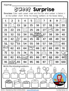 First Grade Math Unit {Number Sense} Preschool Charts, Preschool Math, Math Classroom, Kindergarten Math, Teaching Math, Math Activities, Math Stations, Math Centers, 1st Grade Math