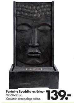 1000 id es sur le th me fontaine bouddha sur pinterest for Fontaine exterieur bouddha