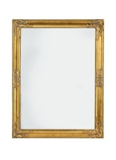 Tükör RUDE 70x90 arany | JYSK