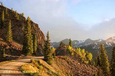 Boreas Pass, Rocky Mountains Colorado.  (Breckenridge)