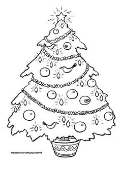 free printable christmas tree coloring pages many free holiday coloring sheets and coloring book pictures for kids