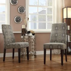 Upholstered Kitchen & Dining Chairs | Wayfair