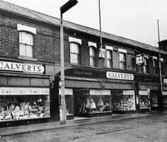 Calverts store: We all used to meet in the coffee bar on Saturday afternoons. The Locals, Transporter, Street View, History, Pictures, Bridge, Meet, Memories, Bar