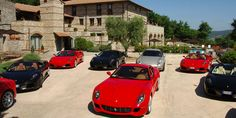 Luxury Car Rentals Italy French Riviera hire Ferrari Lamborghini Aston Martin Porsche