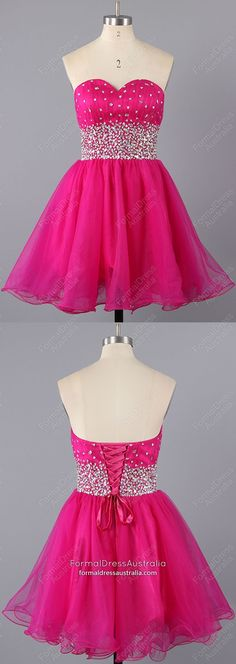 Modest Formal Dresses Fuchsia, Short Prom Dresses Elegant, A Line Cocktail Dresses Sweetheart, Cheap Party Dresses Tulle Cheap Graduation Dresses, Vintage Homecoming Dresses, Pretty Prom Dresses, Prom Dresses For Teens, Prom Dresses Online, Party Dresses, Modest Formal Dresses, Vintage Formal Dresses, Dresses Elegant