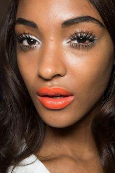 Orange Lips#prom
