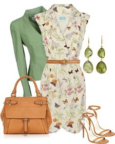 """OASIS Butterfly Wrap Dress"" by maggie-jackson-carvalho on Polyvore"