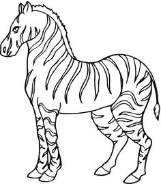 Zebras Coloring Pages Select From 28148 Printable Of Cartoons Animals Nature Bible And Many More