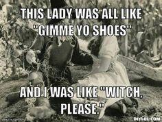 Wizard of Oz humor