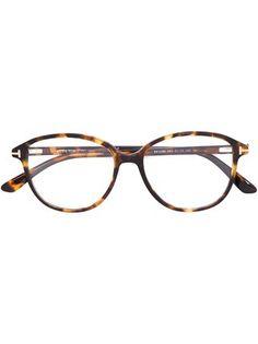 Tom Ford Eyewear round frame glasses