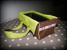 Sac à cake Diy Couture, Couture Sewing, Sewing Projects, Projects To Try, Burlap, Purses, Handmade, Bags, Apron
