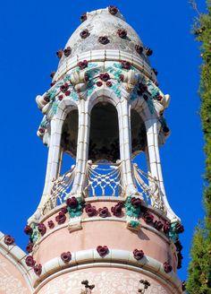 Torre Sant Jordi  1908  Architect: Salvador Valeri i Pupurull