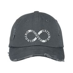 Distressed, Nickle cotton twill Self-fabric hideaway strap with metal D-ring slider ( Due to a special finishing process, distress and color may vary. Dave Thomas, Infinity, Adoption, Baseball Hats, Swag, Foundation, Cotton, Fashion, Foster Care Adoption