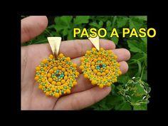 Seed Bead Earrings, Beaded Earrings, Crochet Earrings, Beaded Bracelets, Beaded Bracelet Patterns, Beading Patterns, Jewelry Crafts, Handmade Jewelry, Paper Quilling Jewelry