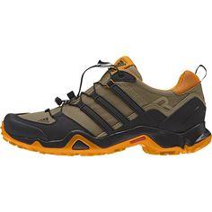 Adidas Outdoor - Terrex Swift R Hiking Shoe - Men's - Earth/Black/Eqt Orange