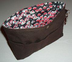 1000 images about organisateur sac on pinterest. Black Bedroom Furniture Sets. Home Design Ideas