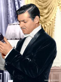 Clark Gable,1936
