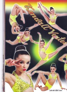 Dance Moms - Kendall Vertes - Look At Me Now