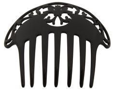 L. Erickson Filigree French Twist Comb - Black * For more information, visit image link.
