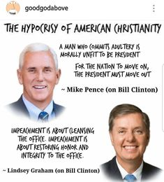 """I think """"American Christianity"""" is too broad a statement. Trump supporting Christianity is right on target. Religion, Republican Party, Greed, Sayings, Words, Mike Pence, Atheism, Ethics Quotes, Anti Christ"""
