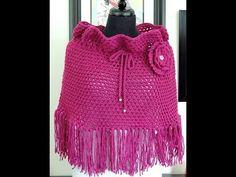 Crochet: Cuello Bufanda - YouTube