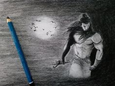 Pencile Art