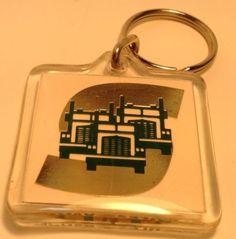 Vintage Trucking Company Promo Keychain GROUPE JULES SAVARD~Porte-Clés TRANSPORT