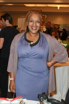 CCH Pounder attend at Red Carpet Events LA Grammy Awards Gifting Suite 2012