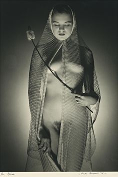 Max Dupain, The Bride, 1936
