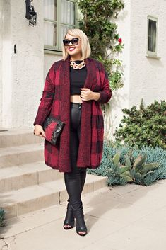 Gabi Gregg: Style Inspiration for Full Figured Women: Glam Radar waysify