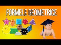 FORMELE GEOMETRICE material pentru grădiniță și școlari mici - YouTube Alphabet Art, Kids And Parenting, Transportation, Animation, Youtube, Bebe, Geometry, Animation Movies, Youtubers