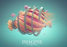 /// Imagine /// on Behance