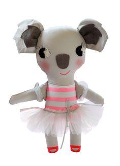 Make Me Iconic Cool Koala - Monkey Caboose Softies, Kids Outfits, Plush, Cushions, Teddy Bear, Entertaining, Christmas Ornaments, Cool Stuff, Toys