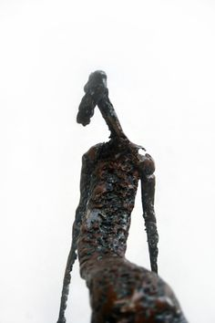 Metal Figure 2 by Burak Ayazoğlu, via Behance