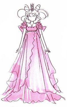 プリンセス・レディ・セレニティ Princess Lady Serenity by Naoko Takeuchi