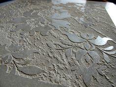 Custom laser engraved granite tiles