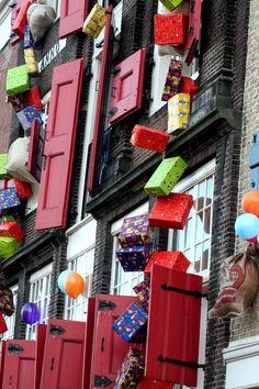 Sinterklaas Intocht, Kuipershaven, Dordrecht.