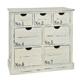 Found it at Wayfair.co.uk - 7 Drawer Chest