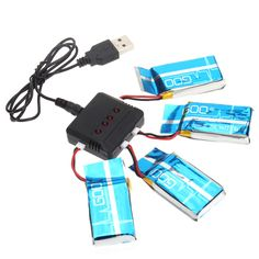 Syma X5-15 X5C 1 To 4 3.7V 600MAH Upgrade Battery Meal