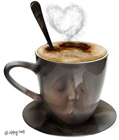 coffee love cup
