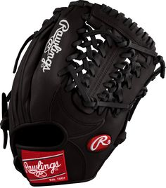 Check out this custom designed Rawlings baseball glove that I created. Copy mine or build your own Pro Preferred or Heart of the Hide version.