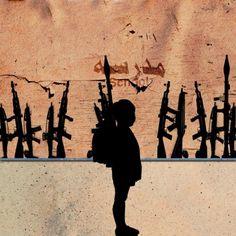 Savaş Kalıntıları Arasına Sıkışmış Sanat