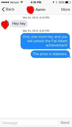 Remind them of your favorite cartoon: | 26 Perfect Ways To Respond To A Text From A Huge Douchebag