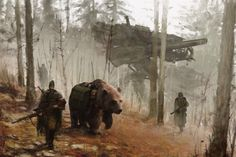 1920 into the wild by jakub rozalskiConcept Design 2
