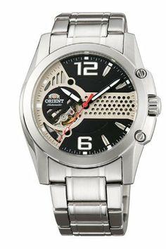 Orient Men's CDB02001B Enduro Open Heart Dial Watch Orient. $206.25. Open heart dial. Luminious hands. Water-resistant to 50 M (165 feet). Skeleton caseback. 4-screw-fixed caseback. Save 25% Off!