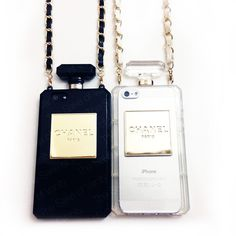 Vind het iPhone hoesje van leer waar jij naar op zoek bent  - #leather iphone 5 case white | New 2015 High Quality 3D Coco Perfume Bottle w/ Chain Case for iPhone 5 or 5s or 6 or 6 Plus  TPU Soft Gel fits nicely around the iPhone giving it a lot of protection. The volume buttons on the iPhone 5 or 5s will be covered and the bottom of the phone will be protected as well. These cases... - http://ledereniphonehoesjes.nl