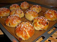 Süße Brötchen (Rezept mit Bild) von GourmetKathi | Chefkoch.de