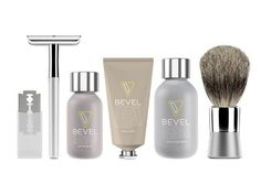 29 Surprising Beauty Buys You Can Find At Target #refinery29  http://www.refinery29.com/target-beauty-brands#slide-5  Bevel is a new shaving system that's designed for men and women with coarse, curly hair. The single-blade razor, created by Tristan Walker, helps to prevent irritation and razor bumps so you can shave without worrying about messing up your skin in the process.Bevel Shave System and 30-Day Starter Ki...