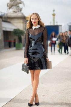 STYLE DU MONDE / Paris FW SS2014: Harley Viera-Newton  // #Fashion, #FashionBlog, #FashionBlogger, #Ootd, #OutfitOfTheDay, #StreetStyle, #Style